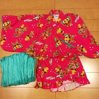 ヒステリックミニ(HYSTERIC MINI)のヒスミニ浴衣(甚平/浴衣)