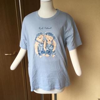 カールヘルム(Karl Helmut)のカールヘルムTシャツ(Tシャツ/カットソー(半袖/袖なし))