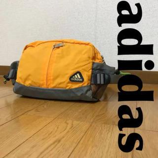 アディダス(adidas)の古着 adidasアディダス ウエストバッグ ウエストポーチ 0703(ウエストポーチ)