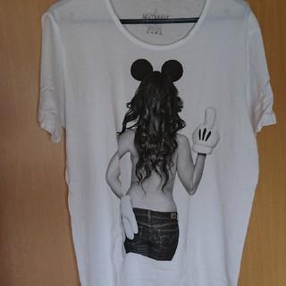 美品 NO COMMENT PARIS (ノーコメントパリ) Tシャツ Mサイズ(その他)