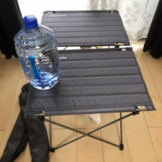キャンパーズコレクション(Campers Collection)のキャンパーズコレクション アルミハードトップテーブル 2個セット(テーブル/チェア)