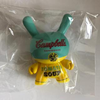 アンディウォーホル(Andy Warhol)のキッドロボットダニー2.0 アンディウォーホル キャンベルスープダニー(キャラクターグッズ)