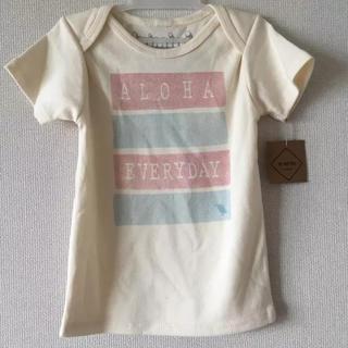 ザラ(ZARA)のHawaii実店舗購入❁オーガニックコットンおしゃれキッズTシャツ WIMINI(Tシャツ)