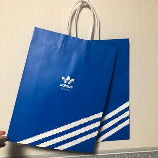 アディダス(adidas)のadidas 袋(ショップ袋)