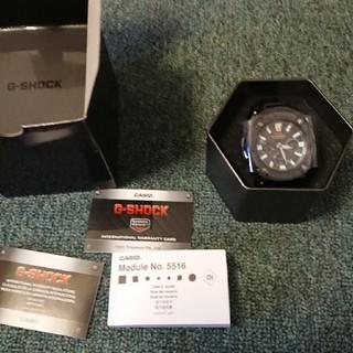 ジーショック(G-SHOCK)の新品 G-shock G-steel  GST-S130BC-1A(腕時計(デジタル))
