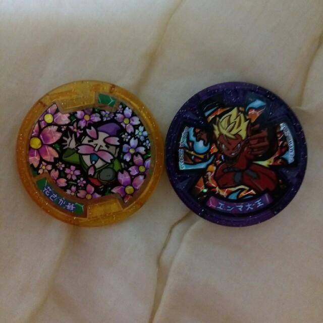 花さか爺 妖怪メダル 妖怪ウォッチ レジェンドメダルの通販 By よらs