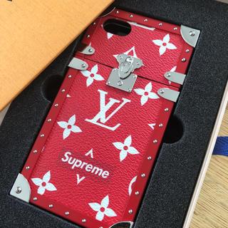 シュプリーム(Supreme)のLouis Vuitton Supreme  Eye-Trunk  iPhone(その他)