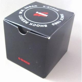 カシオ(CASIO)の[ジャンク]G-Shock Gショック 腕時計 付属品一式 箱 ※本体なし(その他)