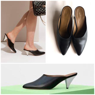 セリーヌ(celine)の●⚫︎☻⚫︎●様専用!CELINE ミュール blade heel セリーヌ  (サンダル)