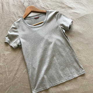 アマカ(AMACA)のアマカ  38 M カットソー 美品 Tシャツ 綺麗目(カットソー(半袖/袖なし))