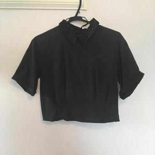 オープニングセレモニー(OPENING CEREMONY)のOPENING  CEREMONY 襟付きシャツ(シャツ/ブラウス(半袖/袖なし))
