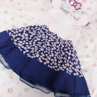 アドリー(ADREE)の花柄スカート♡(ミニスカート)