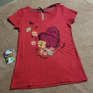 デシグアル(DESIGUAL)の【新品】デシグアルTシャツ(Tシャツ(半袖/袖なし))