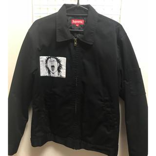 シュプリーム(Supreme)のsupreme  AKIRA  jacket sサイズ(ダウンジャケット)