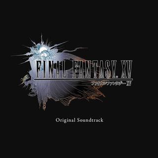 スクウェアエニックス(SQUARE ENIX)のFF XV Original Soundtrack【映像付サントラ】(ゲーム音楽)