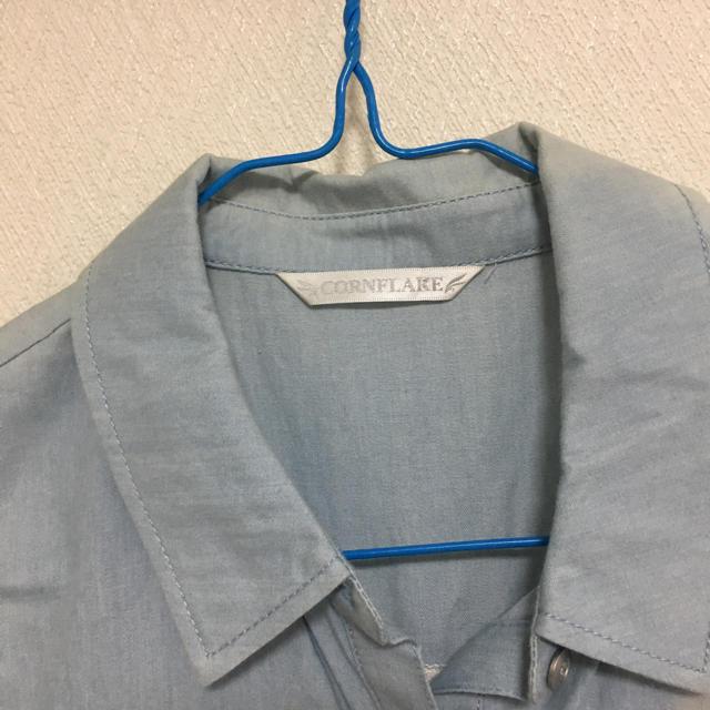 しまむら(シマムラ)のブラウス ノースリーブ レディースのトップス(カットソー(半袖/袖なし))の商品写真