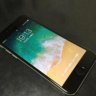 アップル(Apple)のiPhone 6 128GB au(スマートフォン本体)