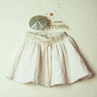 キャラメルベビー&チャイルド(Caramel baby&child )のpopelin スカート 12-18(スカート)