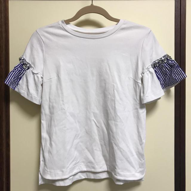 Chesty(チェスティ)のchesty トップス サイズF レディースのトップス(カットソー(半袖/袖なし))の商品写真