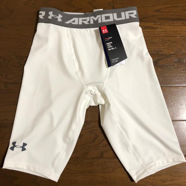 UNDER ARMOUR(アンダーアーマー)のアンダーアーマー スパッツ M 新品未使用  スポーツ/アウトドアのトレーニング/エクササイズ(トレーニング用品)の商品写真