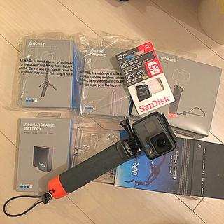 ゴープロ(GoPro)のgopro hero6 BKACK  6点セット (コンパクトデジタルカメラ)