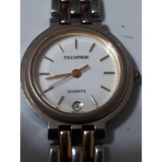 テクノス(TECHNOS)の【電池交換済み】TECHNOS SWISS QUARTZ レディース腕時計♪(腕時計)