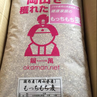 もち麦 大麦 5kg