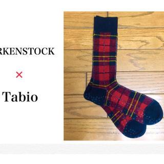 ビルケンシュトック(BIRKENSTOCK)のBIRKENSTOCK×Tabio 靴下(ソックス)