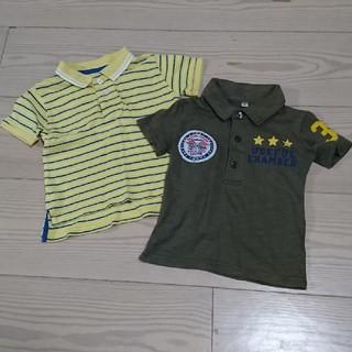 ギャップ(GAP)のポロシャツ 2枚セット(シャツ/カットソー)