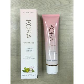 コーラオーガニックス(KORA Organics)の日本未発売! ミランダカー KORA ハンドクリーム(ハンドクリーム)