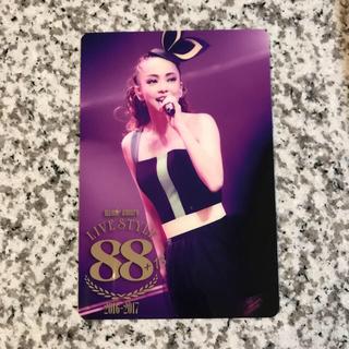 ギフト(Gift)の安室奈美恵 GIFT 同封カードのみ※ダウンロード済み(ミュージシャン)