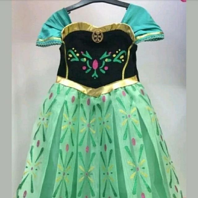 6c022187269fc 王冠ステッキつき ♡アナと雪の女王 ドレス 子供 戴冠式 jpg 640x640