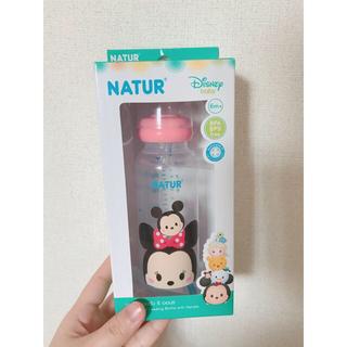 Disney - 哺乳瓶 ✨disney ツムツム💛新品‼️‼️