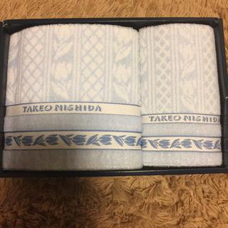タケオニシダ(TAKEO NISHIDA)のMタオル(タオル/バス用品)