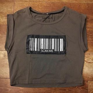 アウラアイラ(AULA AILA)のAULA AILA フレンチスリーブ Tシャツ(Tシャツ(半袖/袖なし))