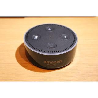 Amazon Echo Dot ブラック アマゾンエコー ドット(その他)