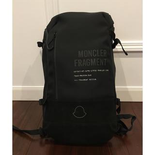 モンクレール(MONCLER)のMONCLER ✖︎ 藤原ヒロシ   バックパック  リュック(バッグパック/リュック)
