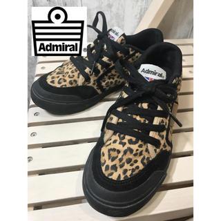 アドミラル(Admiral)の【Admiral】アドミラル スニーカー 23.0cm(スニーカー)