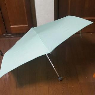 ユニクロ(UNIQLO)の【中古品】UNIQLO ユニクロ 折り畳み雨傘(傘)