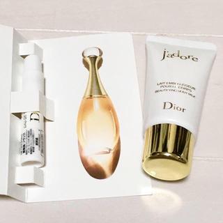 クリスチャンディオール(Christian Dior)のDior ジャドール ボディローション ボディミルク 香水(ボディローション/ミルク)