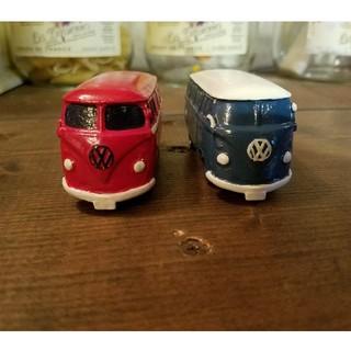 フォルクスワーゲン(Volkswagen)のオリジナルワーゲンミニカー 青のタイプ(ミニカー)