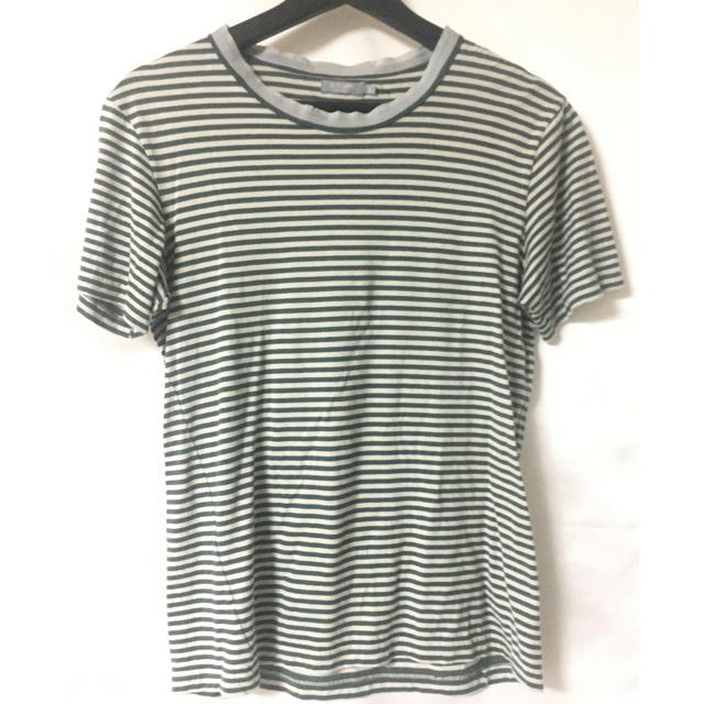 SUNSPEL(サンスペル)のブランド古着 SUNSPEL サンスペル ボーダー Tシャツ メンズのトップス(Tシャツ/カットソー(半袖/袖なし))の商品写真