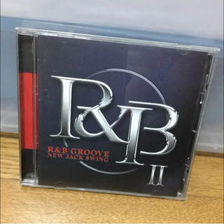 送料込★R&B GROOVE NEW JACK SWING II★CD(R&B/ソウル)