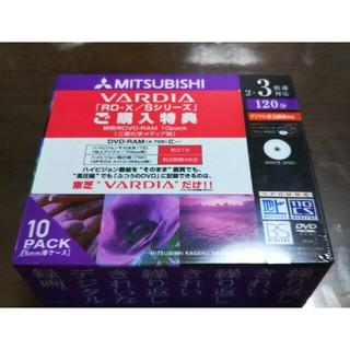 ミツビシ(三菱)のDVD-RAM   新品(その他)