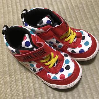 ジャンクストアー(JUNK STORE)の靴 18cm(スニーカー)