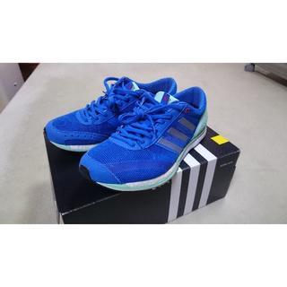 アディダス(adidas)のアディゼロ タクミ セン ブースト3 25.5㎝(シューズ)