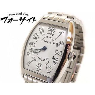 フランクミュラー(FRANCK MULLER)のjoe様専用 フランクミュラー■1752QZ トノーカーベックス 時計(腕時計)