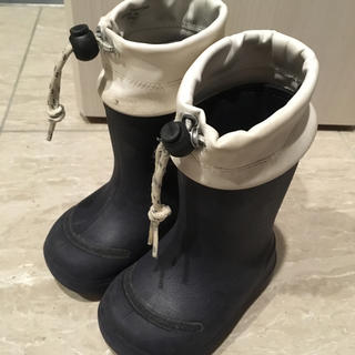 ムジルシリョウヒン(MUJI (無印良品))の無印良品❤️キッズレインブーツ 長靴(長靴/レインシューズ)