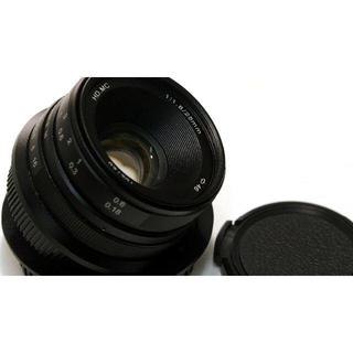 オリンパス(OLYMPUS)のmuk CL25MFT 中華レンズ Chinar 25mm f1.8 MFT(レンズ(単焦点))