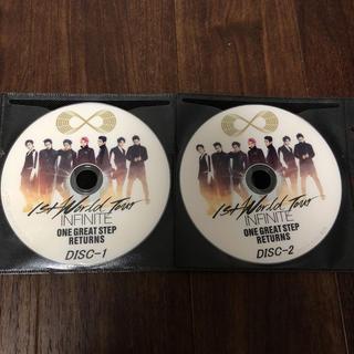 INFINITE ❥ DVD